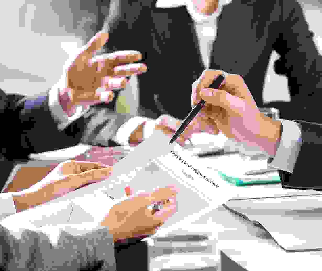 Profit & Loss And Balance Sheet Of Service Industry